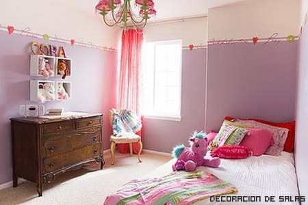 habitacion infantil barata