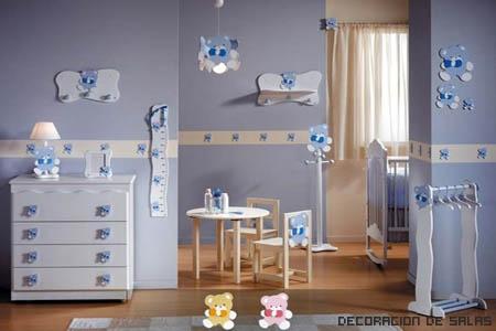 habitación niño