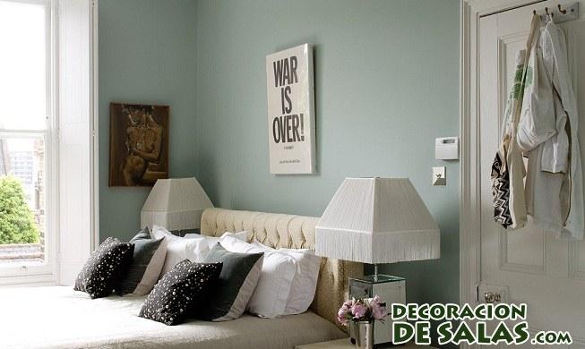 habitación pequeña luminosa