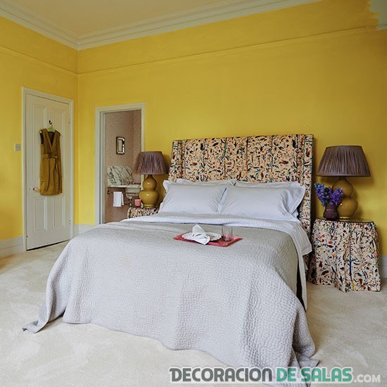 habitación primrose yellow