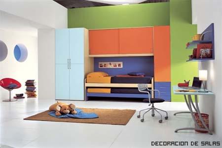 habitacion rectangular