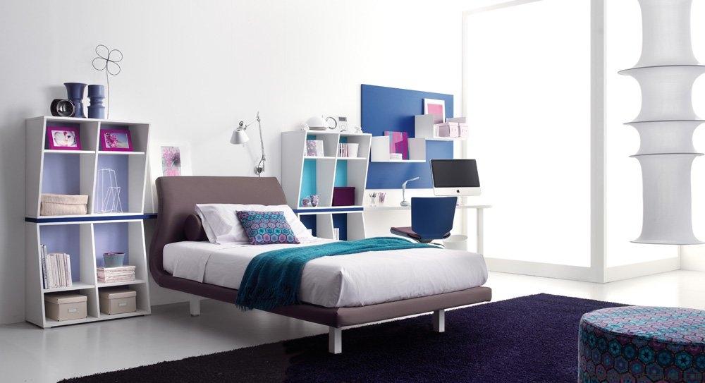 habitaciones modernas para chicos