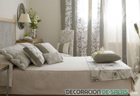 habitaciones en color neutro