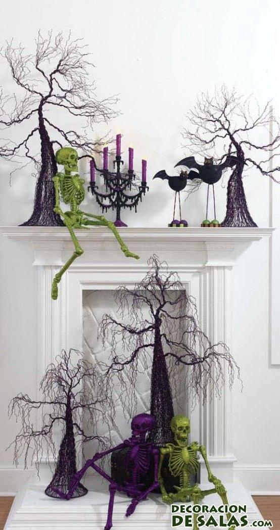 Nuevas ideas para decorar tu casa en halloween for Ideas para decorar tu casa en halloween
