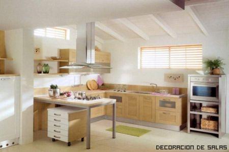 iluminacion cocina