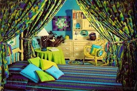 Casa Hippies : Estilo hippie en casa decoraciÓn de salas