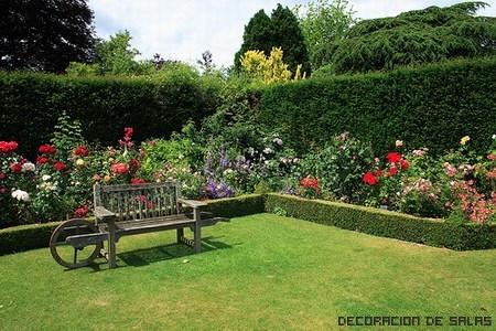 jardín diseño