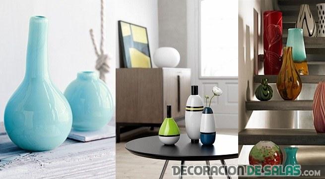 jarrones decoracion hogar