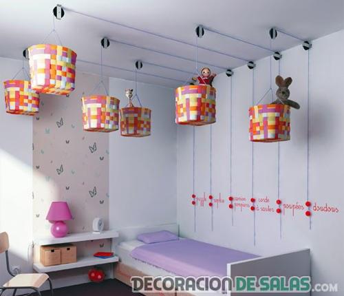 juguetes decorativos para habitaciones infantiles