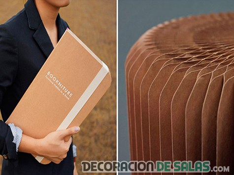 la idea de booknitures