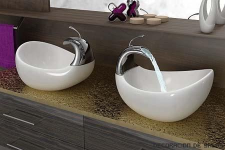 lavabos sinteticos