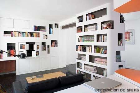 loft estanteria