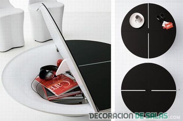 Lotto Coffee Table