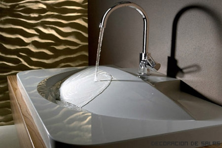 materiales lavabo