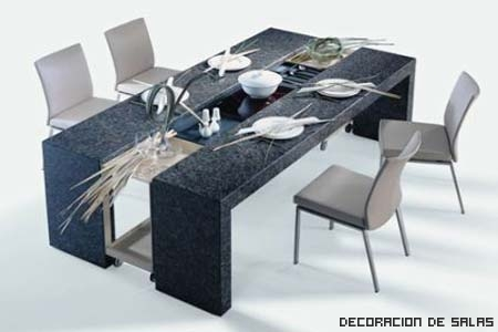 mesa extensible comedor