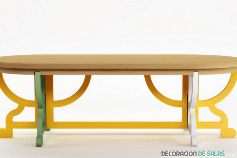 mesa papel