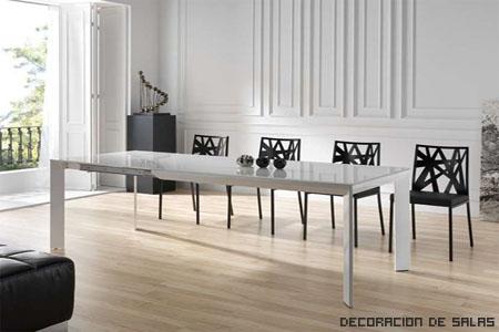 mesa rectangulas