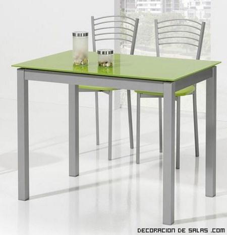 Mesas metálicas originales