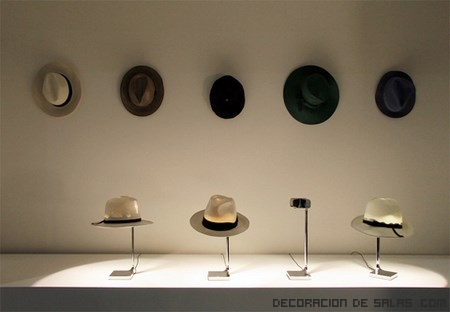 sombreros decorativos