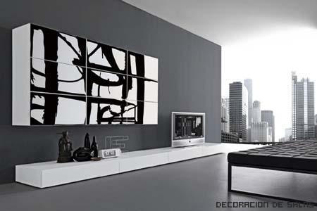 modulart blanco y negro