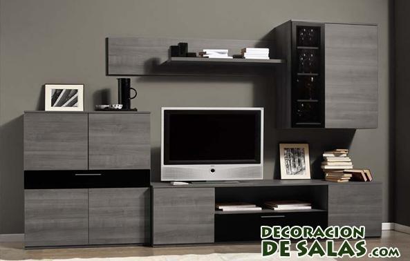 mueble ceniza compacto