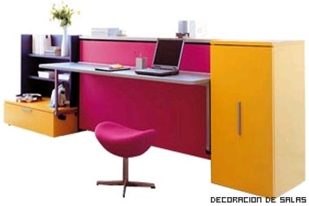 mueble doble función