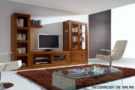 mueble estilo colonial