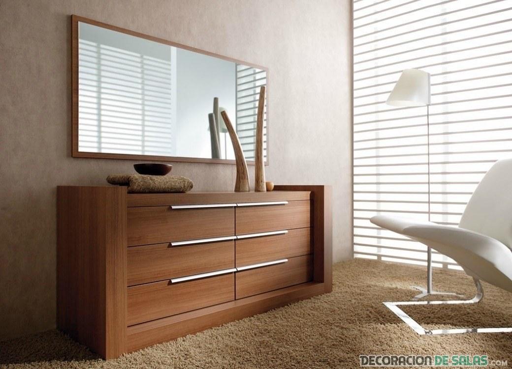 muebles de almacenamiento para dormitorios