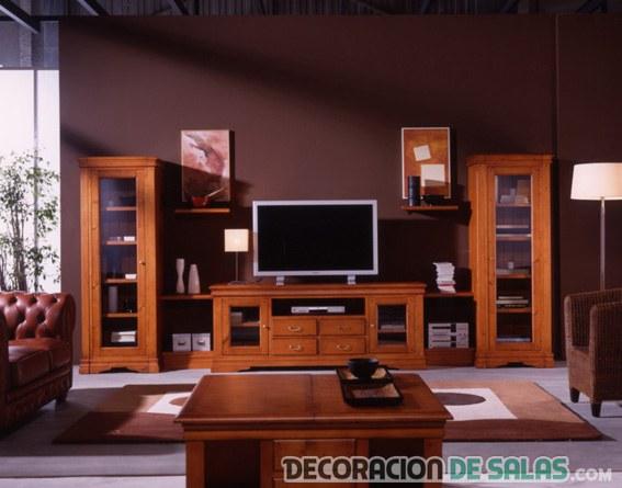 muebles de madera decoracion