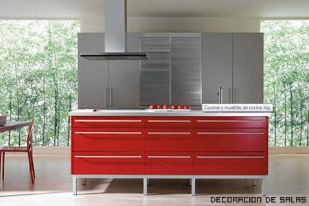 muebles polilaminados de cocina