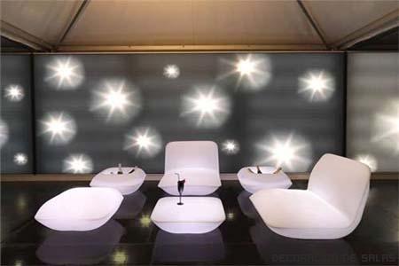 muebles que brillan
