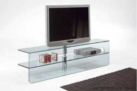 muebles vidrio