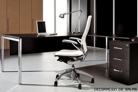 muebles wengue oficina