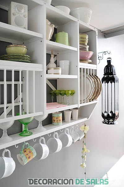 orden en la cocina detalles decorativos