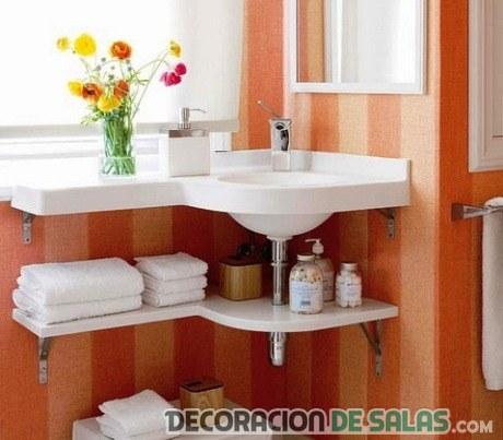 organizar cuarto de baño