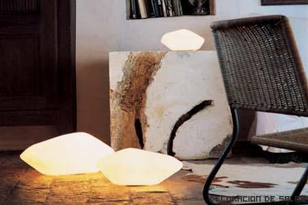 piedras luminosas