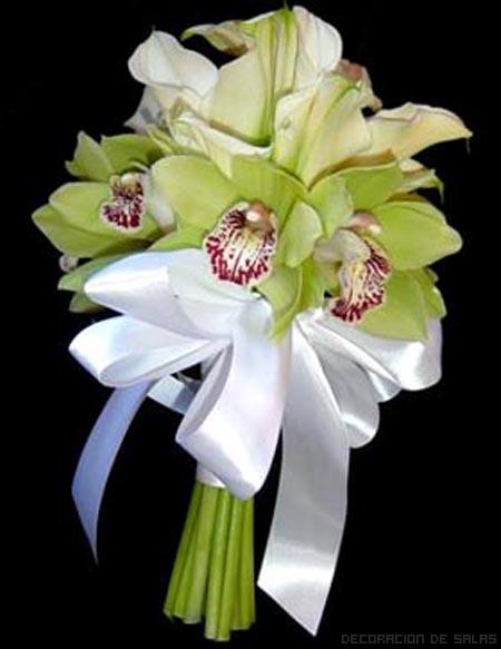 ramo orquideas