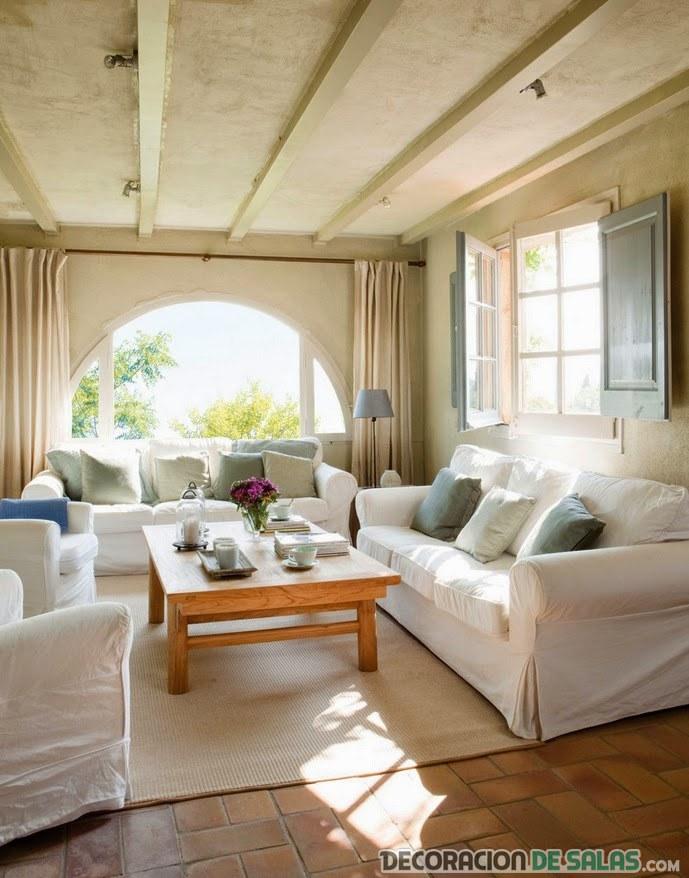 renovar el salón con sofas