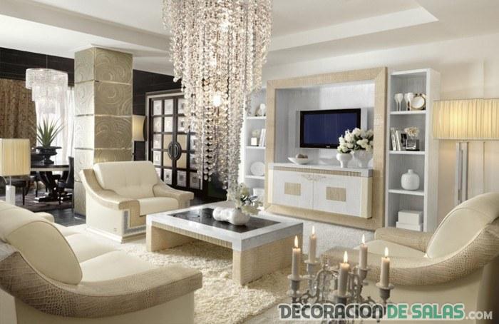 salón clásico elegante
