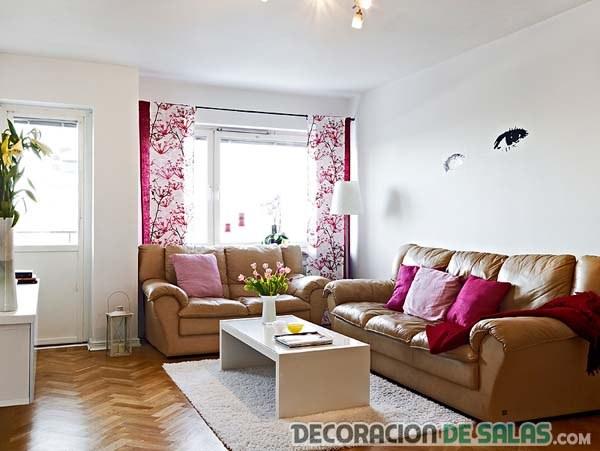 salon de apartamento