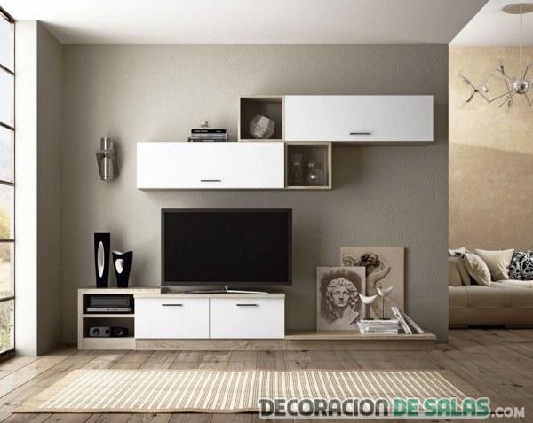 salón mueble merkamueble