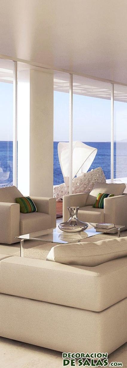 salones con vistas elegantes