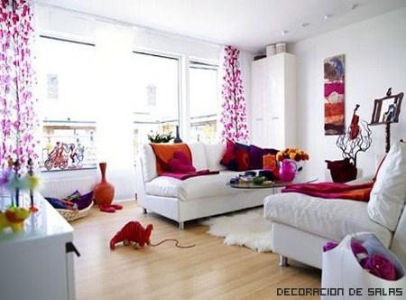 cortinas de colores