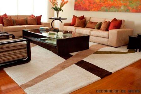 sensaciones alfombra