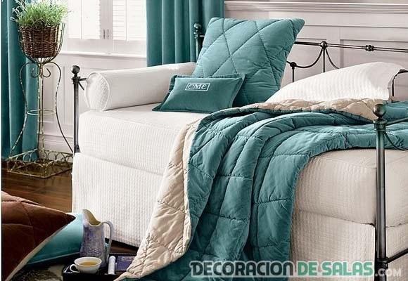sofá cama de forja