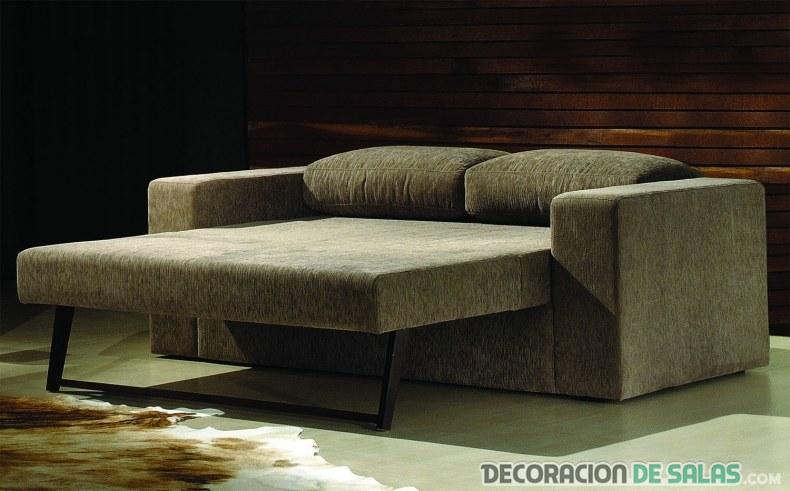 sofá cama para casa pequeña