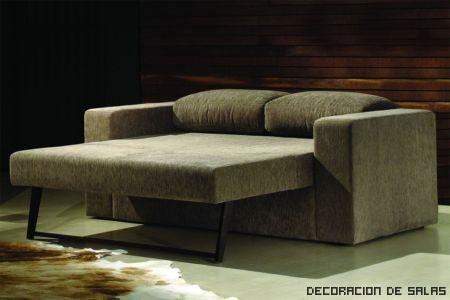sofa cama verde