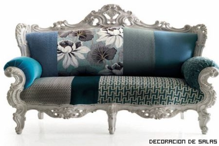 sofa contraste nuevo viejo