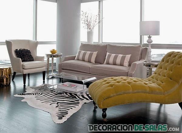 sofá pequeño para salón