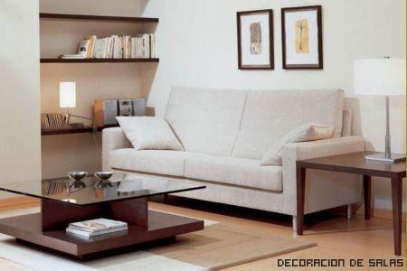 sofa y mesita
